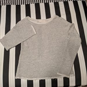 Project Social T Urban Outfitters Cutout Sweater
